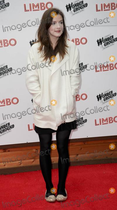 "Aisling Loftus, Gary Mitchell Photo - London, UK. Aisling Loftus at  ""Limbo"" Press Night at  London Wonderground . UK. May 20th 2013. Ref: LMK386-422084-210513Gary Mitchell/Landmark Media. WWW.LMKMEDIA.COM."