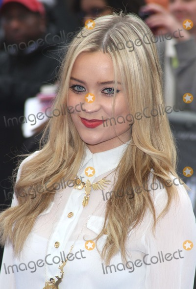 Laura Whitmore, Laura  Whitmore, Laura Whitmor, Leicester Square Photo - London, UK.  Laura Whitmore  at the UK Premiere of Men In Black 3 held at the Odeon, Leicester Square.16th  May 2012.Keith Mayhew/Landmark Media*ALL
