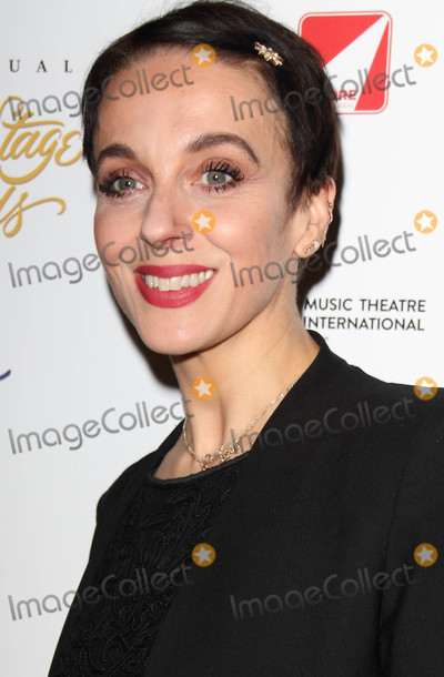Amanda Abbington, Prince, Prince of Wales, The Prince of Wales, Wale Photo - London, UK. Amanda Abbington at the 17th Annual Whats On Stage Awards held at The Prince Of Wales Theatre, London on Sunday 19 February 2017.