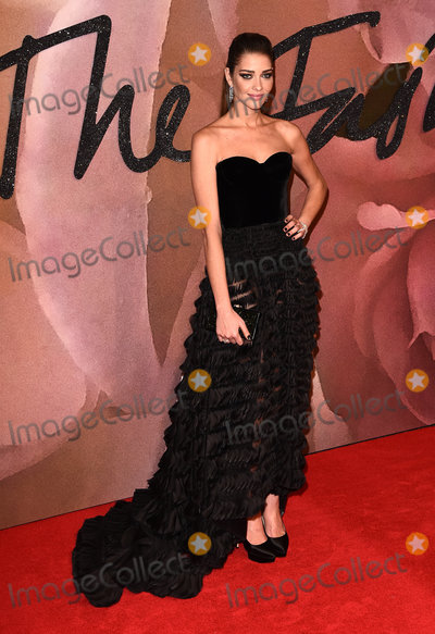 Albert Hall, Ana Beatriz Barros Photo - London, UK.Ana Beatriz Barros at The Fashion Awards held at The Royal Albert Hall, South Kensington, London on Monday 5 December 2016