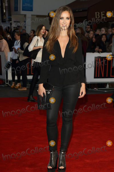 April Pearson, The Interns, Leicester Square Photo - London.UK. April Pearson at  the European Premiere of  The Intern  at Vue West End Leicester Square. 27th September  2015.  Ref:LMK73-58410-280915. Keith Mayhew/Landmark Media. WWW.LMKMEDIA.COM