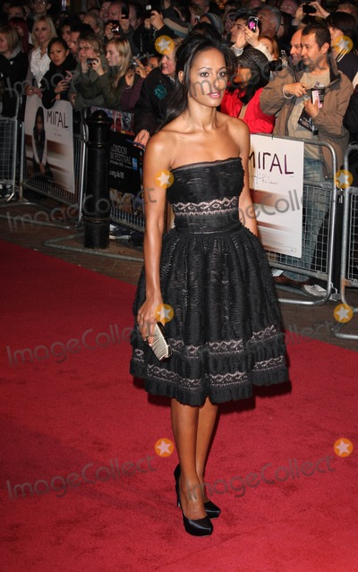 Rula Jebreal Photo - London, UK.  181010.