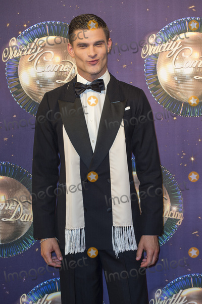 Aljaz Skorjanec, Gary Mitchell Photo - London.UK.   Aljaz Skorjanec   at  the 'Strictly Come Dancing 2017' red carpet launch TV premiere at The Piazza on 28th August  2017.  Ref:LMK386-S622-290817.  