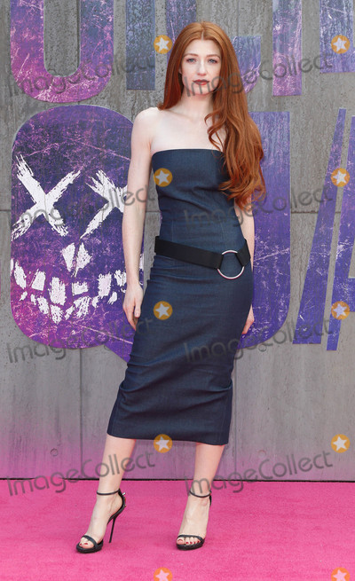 Nicola Roberts Photo - London, UK. Nicola Roberts at the European Premiere of 'Suicide Squad' at the Odeon Leicester Square, London on August 3rd 2016Ref: LMK73-60940-040816Keith Mayhew/Landmark MediaWWW.LMKMEDIA.COM
