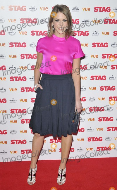 Amy Huberman, Leicester Square Photo - London. UK. Amy Huberman at  the  The Stag  gala film screening, Vue West End cinema, Leicester Square. 13th March  2014 in London, England, UK.Ref:LMK315-47860-140314 Can Nguyen/Landmark MediaWWW.LMKMEDIA.COM.