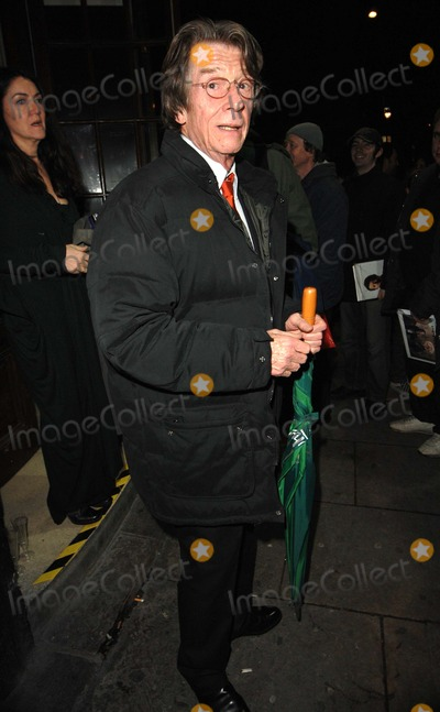 John Hurt, Hurts Photo - London.UK. John Hurt  at the gala press night for the opening of the play 'Equus' at the Gielgud Theatre, London.  27th February 2007. Can Nguyen/Landmark Media.