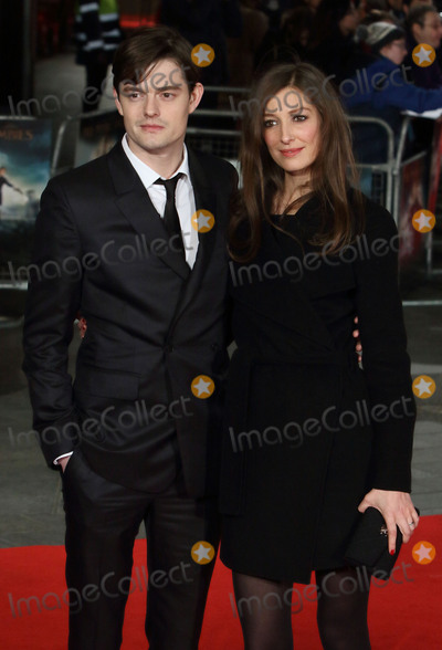 Alexandra Maria Lara, Sam Riley Photo - London, UK. Sam Riley and Alexandra Maria Lara at 'Pride and Prejudice and Zombies' UK Film Premiere at the Vue West End, Leicester Square, London on February 1st 2016.