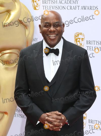 Ainsley Harriott Photo - London, UK. Ainsley Harriott at British Academy (BAFTA) Television Craft Awards at The Brewery, Chiswell Street, London on Sunday April 28th 2019