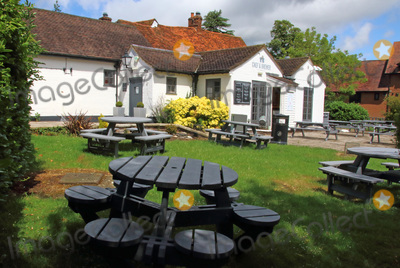 Team Member Photo - Hertfordshire. UK. Pubs can re-open in England from Saturday July 4th. Greene King, the UKs leading managed pub company and brewer, with 1700 managed pubs, has unveiled details of how its pubs will look and operate ahead of them re-opening, including Pub Safe, a new set of five promises to its team and customers.All Greene Kings pubs will follow a new set of Pub Safe promises, designed to look after team members and ensure customers can socialise safely. The Pub Safe Promises scheme centres around hygiene and safety, while maintaining the atmosphere of the Great British pub. Signage and layouts at 3 pubs Saturday June 27th 2020. Photo taken 27th June 2020.Ref:LMK73-S3015-280620Keith Mayhew/Landmark Media WWW.LMKMEDIA.COM.