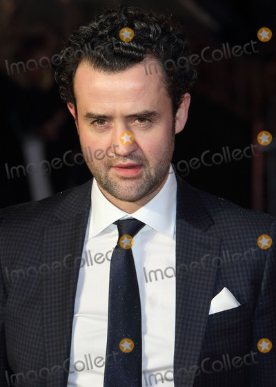 Daniel Mays, Leicester Square Photo - London, UK. Daniel Mays at 'Dad's Army'  World Premiere at the Odeon, Leicester Square, London, England. 26th January 2016.