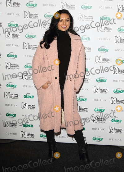 Alexandra Cane Photo - London, UK. Alexandra Cane at Natural History Museum Ice Rink Launch Party at the Natural History Museum, Cromwell Road, London on Wednesday 24 October 2018