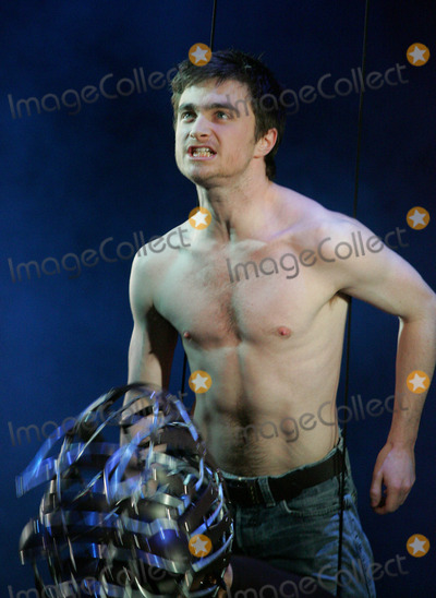 Photos And Pictures - London, Uk Daniel Radcliffe  Idol -9869