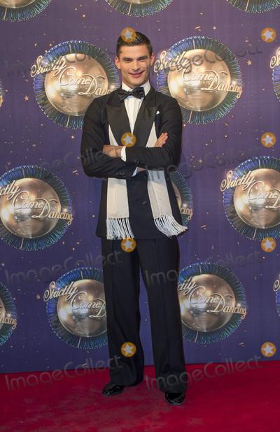 Aljaz Skorjanec, Gary Mitchell Photo - London.UK.   Aljaz Skorjanec   at  the 'Strictly Come Dancing 2017' red carpet launch TV premiere at The Piazza on 28th August  2017.  Ref:LMK386-S622-290817.  Gary Mitchell/Landmark Media. WWW.LMKMEDIA.COM