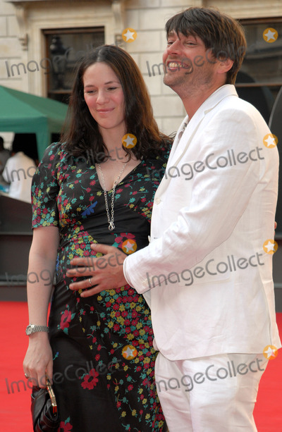 Alex James Photo - London, UK.  Alex James  and wife Claire  at the Royal Academy Summer Exhibition Launch Party, held at the Royal Academy in London, UK. 4th June 2008.