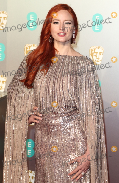 Barbara Meier, Albert Hall Photo - London, UK. Barbara Meier at EE British Academy Film Awards at the Royal Albert Hall, Kensington, London on Sunday February 10th 2019