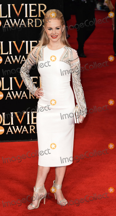Amy Lennox Photo - London, UK. Amy Lennox at 40th Olivier Awards held at The Royal Opera House  in London on Sunday 3rd  April 2016.