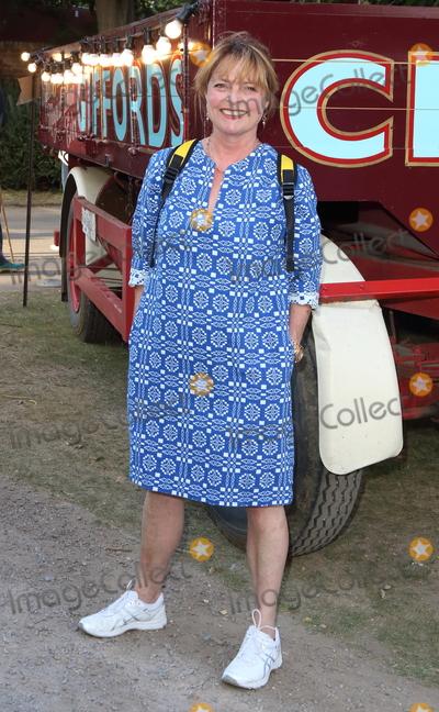 Janet Ellis Photo - London.UK.  Janet Ellis at the Giffords Circus Press Night at the Chiswick House and Gardens, Chiswick, London.  28th June 2018Ref:LMK73-S1492-290618Keith Mayhew/Landmark MediaWWW.LMKMEDIA.COM