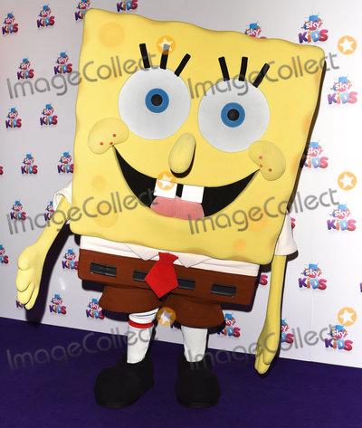 Spongebob Squarepants Photo - London, UK. Sky Kids character - Spongebob Squarepants    at The Sky Kids Cafe Launch Party held at The Vinyl Factory, Marshall Street, London on Sunday 29 May 2016. Ref: LMK392-60616-300516Vivienne Vincent/Landmark Media. WWW.LMKMEDIA.COM.