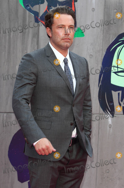 Ben Affleck Photo - London, UK. Ben Affleck at the European Premiere of 'Suicide Squad' at the Odeon Leicester Square, London on August 3rd 2016