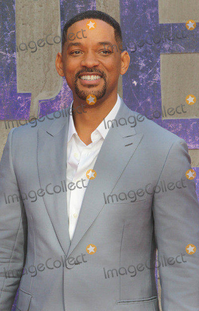Will Smith Photo - London, UK. Will Smith at the European Premiere of 'Suicide Squad' at the Odeon Leicester Square, London on August 3rd 2016Ref: LMK73-60940-040816Keith Mayhew/Landmark MediaWWW.LMKMEDIA.COM