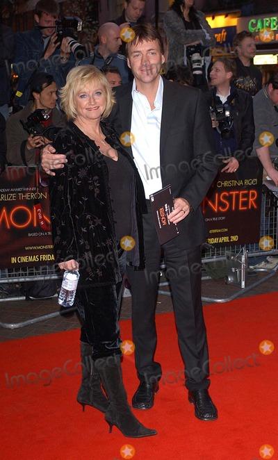 Judy Finnigan, Richard Madeley Photo - London. Richard Madeley and Judy Finnigan arriving at the UK Gala Premiere of 'Monster', at the Vue Cinema, formerly Warners West End.31 March 2004.Matti Ericsson/Landamark Media