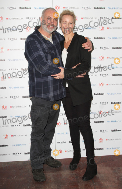 Kim Bodnia, Sofia Helin Photo - London. UK. Kim Bodnia and Sofia Helin (The Bridge)  at the  Nordicana 2014 at Old Truman Brewery, London. The event is a weekend celebration of television and film created  by the Scandinavian nations of Norway, Denmark, Sweden and Iceland - also known as Nordic Noir. 1st February 2014.  Ref:LMK73-40545-020214. Keith Mayhew/Landmark MediaWWW.LMKMEDIA.COM.