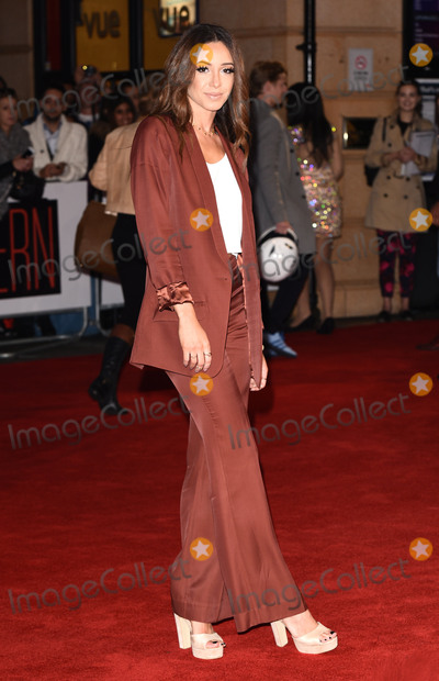 Danielle Peazer, The Interns, Leicester Square Photo - London, UK. Danielle Peazer  at  the European Premiere of The Intern at Vue West End, Leicester Square, London on Sunday 27 September 2015  