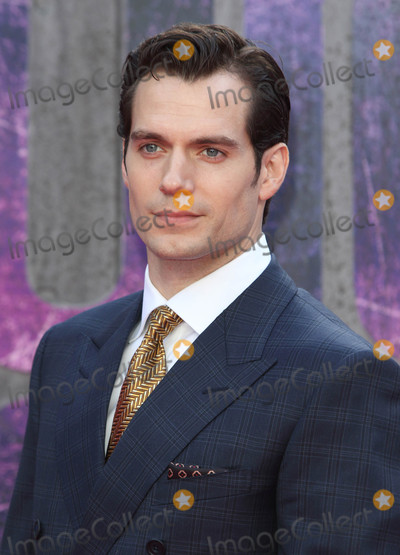 Henry Cavill Photo - London, UK. Henry Cavill at the European Premiere of 'Suicide Squad' at the Odeon Leicester Square, London on August 3rd 2016