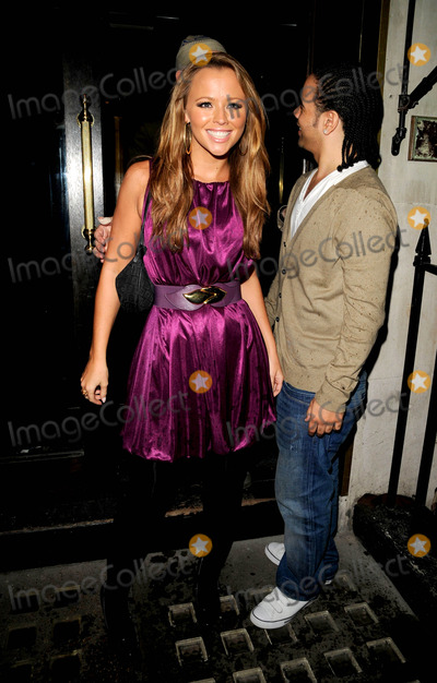 Kimberley Walsh, Amy Walsh Photo - London, UK. Kimberley Walsh and friend at Amy Walsh's 21st Birthday Party held at the Burlington Club.