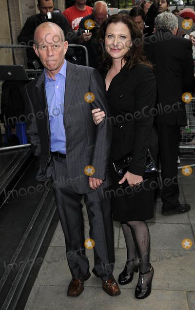 Vince Clarke, Ivor Novello Photo - London.UK.  Vince Clarke and guest at 'The Ivor Novello Awards' held at Grosvenor House Hotel in Park Lane.21 May 2009.Can Nguyen/Landmark Media.