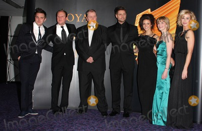 Jane Danson, Katherine Kelly, Keith Duffy, Anthony Cotton, Michelle Keegan, Michell Keegan Photo - London, UK. Coronation Street cast: Anthony Cotton, Craig Gazey, Keith Duffy, Jane Danson, Michelle Keegan and Katherine Kelly at the RTS Programme Awards 2010 at The Grosvenor House Hotel in London. 16th March 2010. Keith Mayhew/Landmark Media .