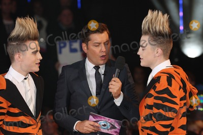 Celebrity Big Brother 2011 - Brian Dowling's First Live ...
