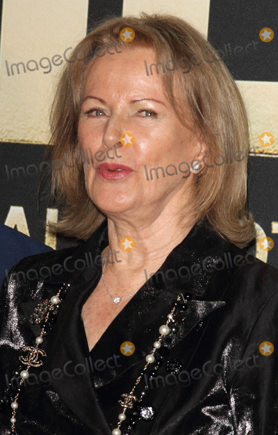 Anni-Frid Lyngstad, ABBA, Anni Frid Lyngstad, Annifrid Lyngstad, The Interns Photo - London, UK. Anni-Frid Lyngstad at ABBA  The International Anniversary Party marking the 40th Anniversary of their Eurovision Victory and the launch of 'ABBA  The Official Photo Book at the Tate Modern, London on April 7th 2014.Ref: LMK73-48091-080414Keith Mayhew/Landmark Media. WWW.LMKMEDIA.COM