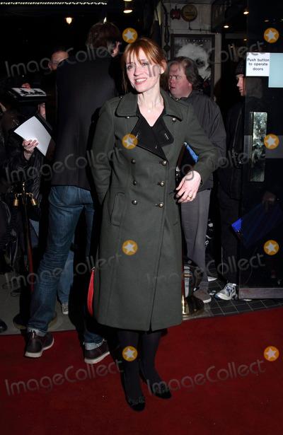 Anne Marie, Anne Marie Duff, Anne-Marie Duff, Ann Marie Photo - London. UK.  Anne Marie Duff at the Opening Night of Macbeth at the Trafalgar Studios, Whitehall, London. 22nd February  2013.Keith Mayhew/Landmark Media