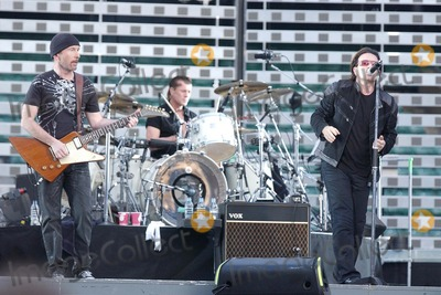 Photos and Pictures - London  U2 playing live at Twickenham