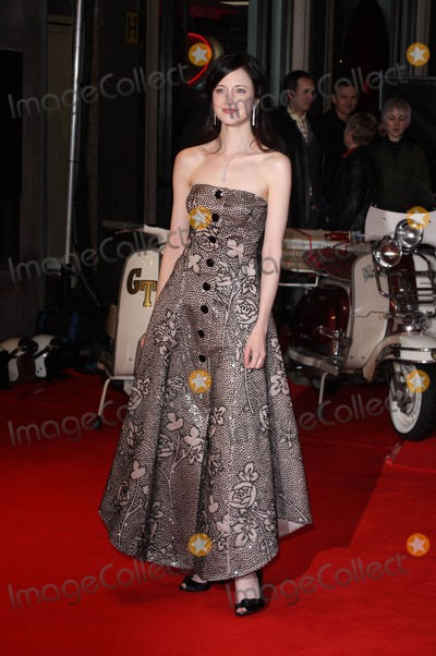Andrea Riseborough, Leicester Square Photo - London, UK. Andrea Riseborough at the European Premiere of 'Brighton Rock' at the Odeon West End, Leicester Square. 1st February 2011.Keith Mayhew/Landmark Media