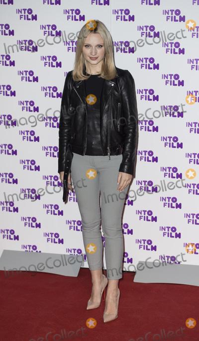 Emily Berrington, Gary Mitchell Photo - London, UK. Emily Berrington at the Into Film Awards at BFI Southbank on March 13, 2018 in London, England.Ref: LMK386-J1716-130318Gary Mitchell/Landmark MediaWWW.LMKMEDIA.COM