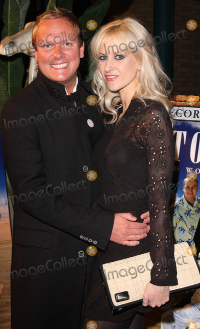 Katherine Kelly, Anthony Cotton Photo - Manchester, UK.   Anthony Cotton and Katherine Kelly at the 'Coronation Street Out Of Africa' DVD Premiere held at the Odeon Cinema, The Printworks, Withy Grove.