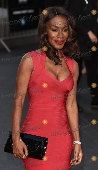 Amanda Nevill, Amma Asante Photo - London, UK. Amma Asante at the Premiere of A United Kingdom  - the Opening Gala of the 60th BFI London Film Festival at Odeon Leicester Square, London on Wednesday 5 October 2016.
