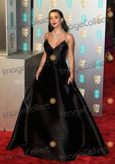 Amy Jackson, Albert Hall Photo - London, UK. Amy Jackson at EE British Academy Film Awards 2019 at the Royal Albert Hall, Kensington, London on Sunday February 10th 2019Ref: LMK73-J4348-110219Keith Mayhew/Landmark MediaWWW.LMKMEDIA.COM