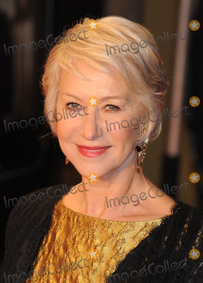 Helen Mirren, Leicester Square Photo - London, UK. Helen Mirren at the European Premiere of 'Brighton Rock' at the Odeon West End, Leicester Square. 1st February 2011.