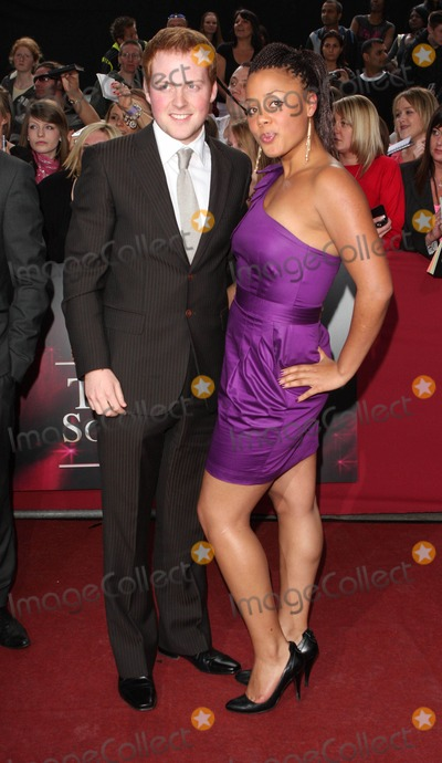 Charlie Clements Photo - London, UK. Charlie Clements and Nina Toussant White at the 2009 British Soap Awards, held at the BBC Television Centre in London. 9th May 2009.Keith Mayhew/Landmark Media