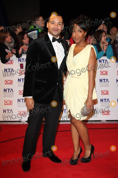 Angelica Bell, Michael Underwood, The National, Michael Bublé, Michael Paré Photo - London, UK. Michael Underwood and Angelica Bell at the National Television Awards held at the O2 Arena. 26th January 2011.Keith Mayhew/Landmark Media