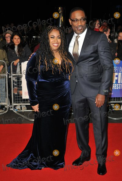 George Tillman, George Tillman Jr., George Tillman, Jr., The Specials, Angie Thomas, Leicester Square Photo - London. UK.  Angie Thomas and George Tillman Jr.  at  the Special Presentation and European Premiere of 'The Hate U Give'  at The 62nd BFI London Film Festival at Cineworld, Leicester Square, London, England, UK on Saturday 20 October 2018. Ref:  LMK315-S1697-211018Can Nguyen/Landmark MediaWWW.LMKMEDIA.COM