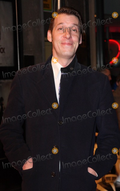 Adrian Schiller, Leicester Square Photo - London, UK. Adrian Schiller at the European Premiere of 'Brighton Rock' at the Odeon West End, Leicester Square. 1st February 2011.Keith Mayhew/Landmark Media