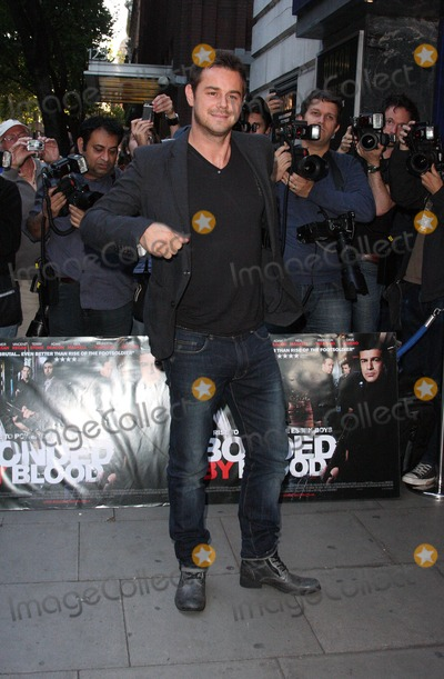 Danny Dyer, Covent Garden Photo - London, UK. Danny Dyer at the World Premiere of 'Bonded By Blood', held at the Odeon in Covent Garden. 31st August 2010.Keith Mayhew/Landmark Media