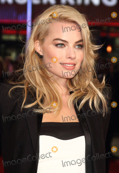 Margot Robbie, Leicester Square Photo - London, UK. Margot Robbie at 'Focus' Special Screening at the Vue West End, Leicester Square, London on February 11th 2015
