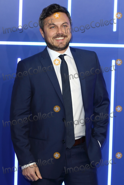 Dan Farah, Leicester Square Photo - London, UK. Dan Farah at Ready Player One - European film premiere at the Vue West End, Leicester Square, London on Monday 19 March 2018.