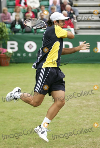 Stoke Park, Bucks. Fernando Gonzalez