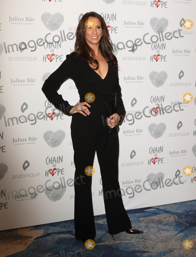 Andrea Mclean Photo - London, UK. Andrea McLean   at the The Chain of Hope Ball at the Grosvenor House, Park Lane, London on 17th November 2017. 